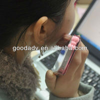 Mini crystals anti dust plug for phone dust plug smart phone accessory
