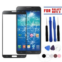 Front Lens Cover Screen Replacement For Samsung Galaxy Note 3 Free Tool