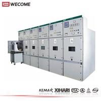 KYN28 12 kV MV Metal Electric Switchgear Cubicle For Circuit Breaker