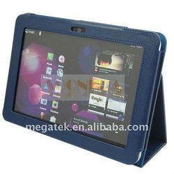 Tablet case cover Stand pu Leather case for Samsung Galaxy tab 8.9 P7300