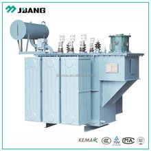 pole mounted 10kv 11kv 63kva transformer high voltage transformer 3 phase oltc oil immersed power transformer factory price