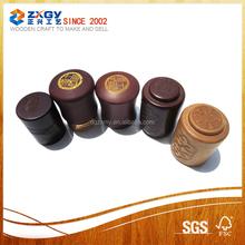 Custom Wooden Bottle Stopper Wooden Bottle Cap for Sale
