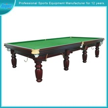 Model#HPB001Wonderful Entertainment sport snooker table