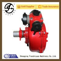 2 inch diesel motor twin impeller high pressure water pump