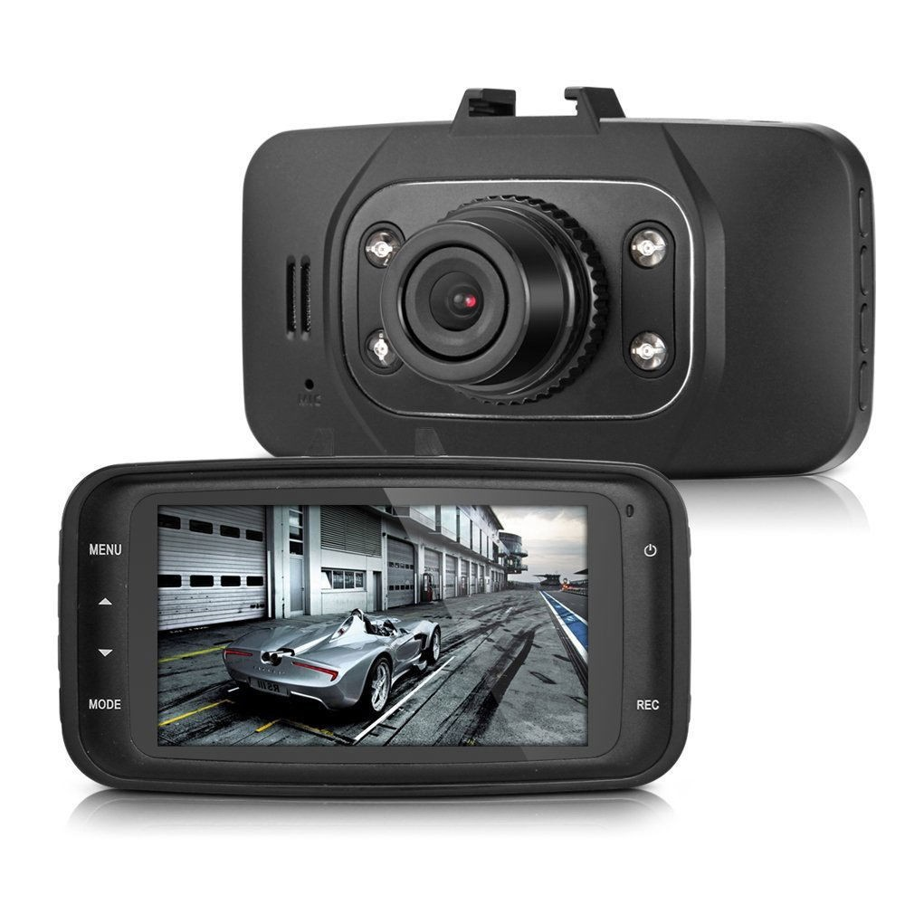 Manual car camera hd dvr