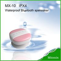 HOT Selling waterproof portable bluetooth speaker MX-10 magnetic gadgets