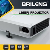SMART PROJECTOR CONNECT WIFI WIRELESS PROJECTOR,LASER PROJECTOR 3800 LUMENS 1280*800,MINI PORTABLE SIZE PROJECTOR