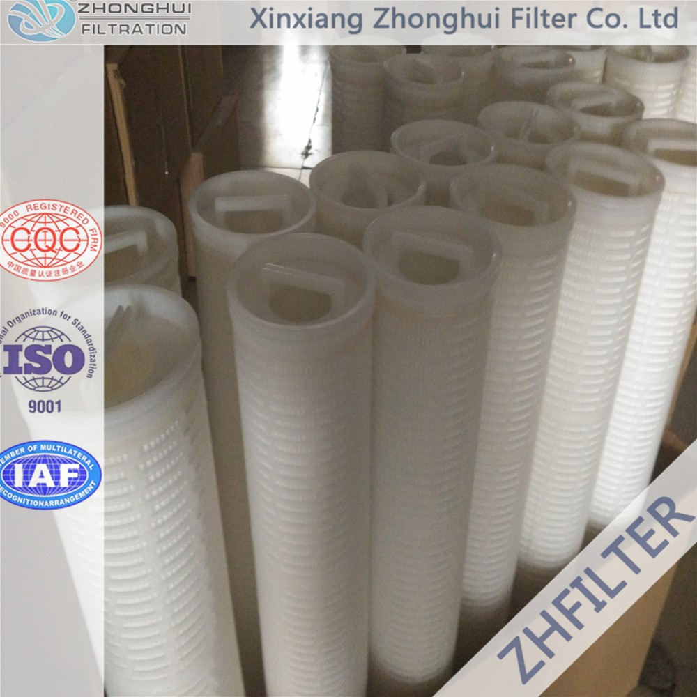 Replace Pall Ultipleat High Flow filter elements HFU620UY400JUW