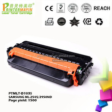 For Samsing ml-2545 Black Toner Cartridge FOR SAMSUNG ML-2545/2950ND (PTMLT-D103S)
