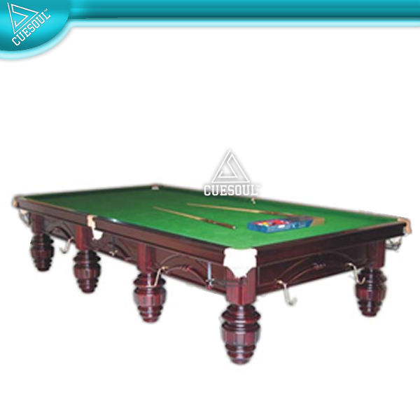 Cuesoul snooker table for sale snooker table at low price for 12ft snooker table for sale