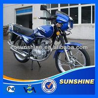 High-End Distinctive 125 motorcycle