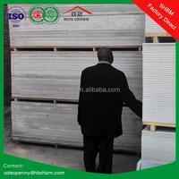 reinforced fireproof fiber cement floor board heat resistant wall decorations exteriors wall cladding panel