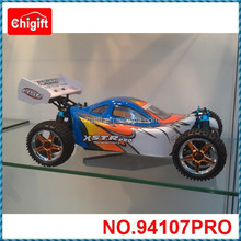 80KM/H high speed 1/10 Scale Electric Brushless rc buggy