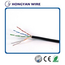 UTP cable cat 5e lan cable pure copper best quality