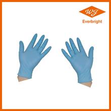 Nitrile examination gloves, Disposable, Latex free, Powder free