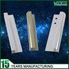 plastic pvc corner tile trim plastic strip