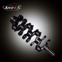 Custom Forged Crankshaft for Mitsubishi 6G74 Crankshaft MD1835524