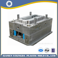 High quality customerized plastic injection mould with 3D CAD Modelling