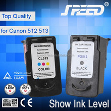 Top Selling Products ink cartridge for compatible canon 513 with Less 1% Defective Rate
