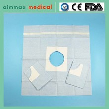 hospital sterile adhesive cloth surgical drapes