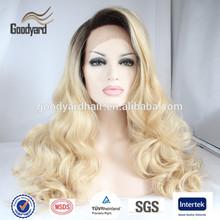 wholesale short celebrity mono top lace wig