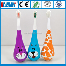 Cute Novelty tooth brush manual operation