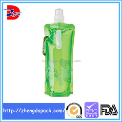 laminated material packaging stand up spout pouch juice