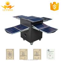 3000W 20WP Portable Solar generator/Solar power system / Solar energy system for household
