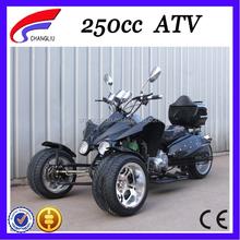 Cheap 3 Wheel 250cc Sport ATV Racing Quad