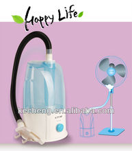 Humidifier mist fan with aroma