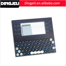 High Performance Membrane Switch Autocollant Touche Clavier