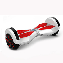 Carefully crafted 8inch bluetooth self balance scooter