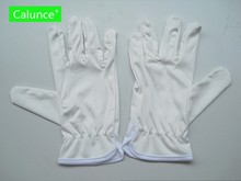 Microfiber Jewelry cleaning gloves,dust-free gloves