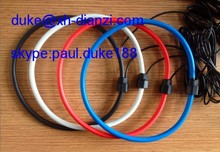transformador de corriente flexibles rogowski coil toroidal current transformer