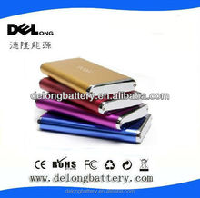 6000mah portable multi phone power bank