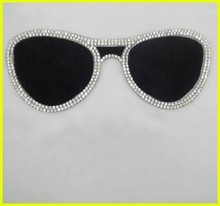 Bling ss8 Crystal Hot-fix Embellished Applique on Bags,Shirt,Jeans Dressing