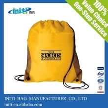 Promotional Cheap Gym Sack Drawstring Bag