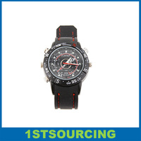 Digital watch camera/hidden camera