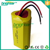 7.4v rechargeable lithium polymer battery