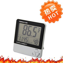 Digital Bath Shower Thermometer LCD Large DIgit Disply TL8001A