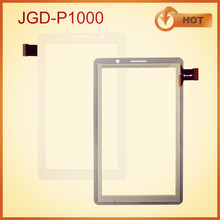 JGD-P1000 Piezas de repuesto para la pantalla táctil de la tableta de 7 pulgadas de reemplazo de vidrio