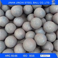 hot rolling steel ball mill ball for mining and milling