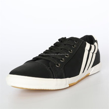 Dubai market Factory Comfortable men dress casual running soft PU leather shoes