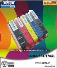 for HP 564XL Compatible refill Ink cartridge