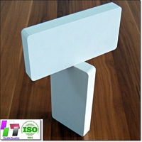 best selling plastic products Plastic sheet PVC 1 2 inch thick foam sheet