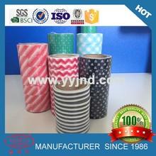 Alibaba Website China Japanese Rice Paper Printed masking Decoration Tape