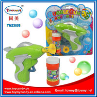 Made in china 2015 hot summer toys soap bubble gun toy hot selling in one dollar shop