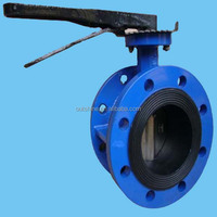 Concentric Disc Double Flanged Butterfly Valves DN400