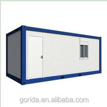 CE prefabricated luxury container house