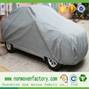 100% pp non woven fabric dot style for car roof,car covers